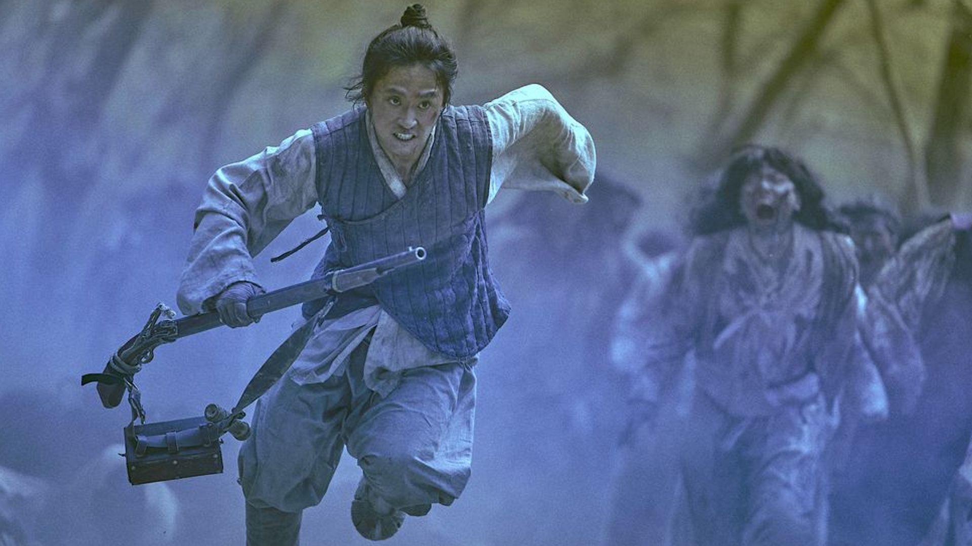 New Trailer For Netflix's Medieval Korea Zombie Series KINGDOM