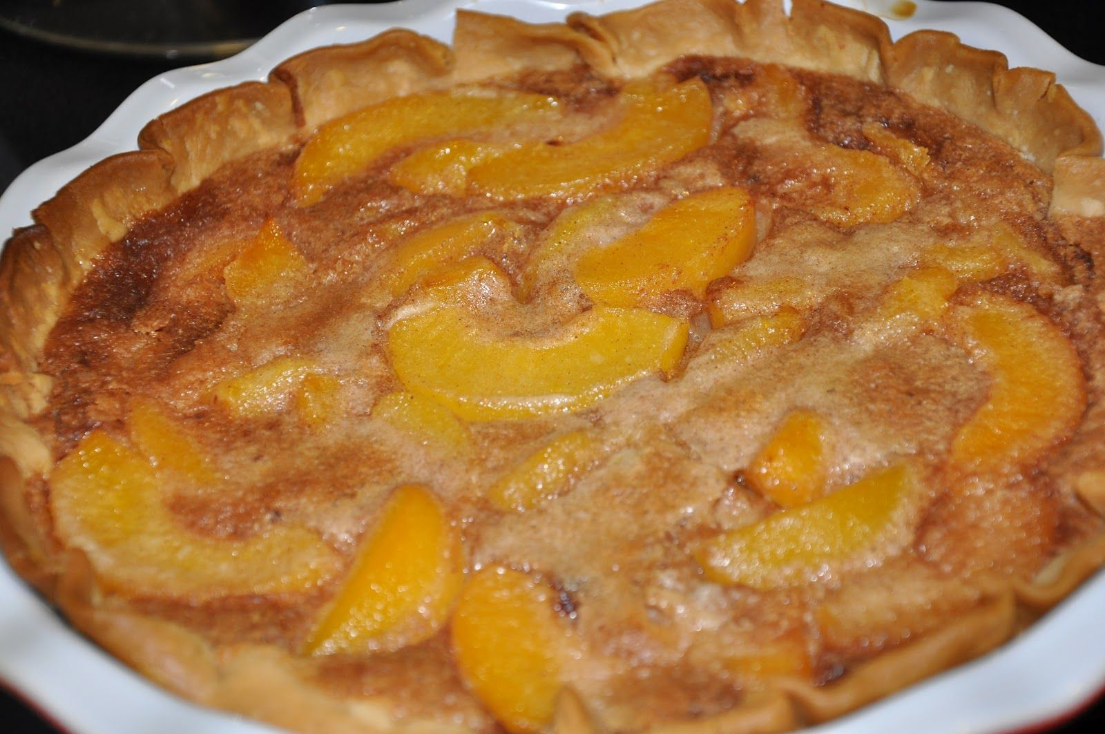 Buttermilk Peach Pie Delicious Pies Peach Pie Favorite Recipes