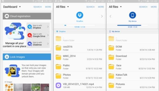 Samsung Cloud Together para ver y gestionar las fotos de Google Drive Dropbox y OneDrive https://t.co/C64Ps1zmUm https://t.co/KvyodoAYqE #CPMX8