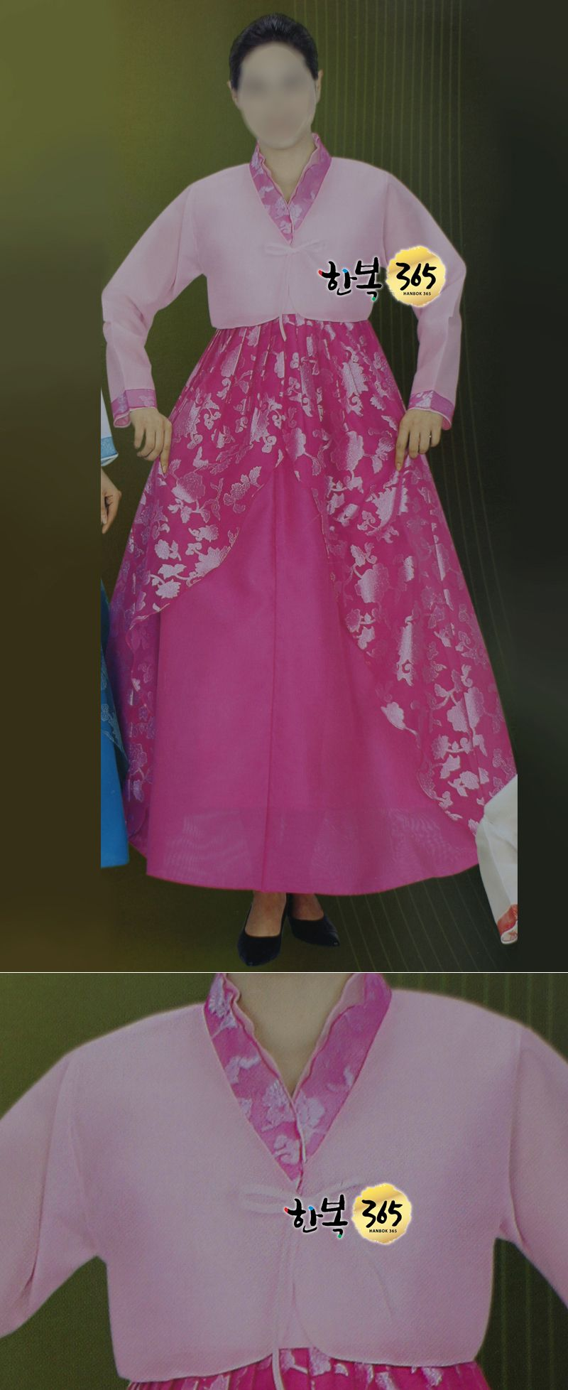 Korean traditional dress(hanbok) : jacket(jeogori), skirt(chi-ma ...
