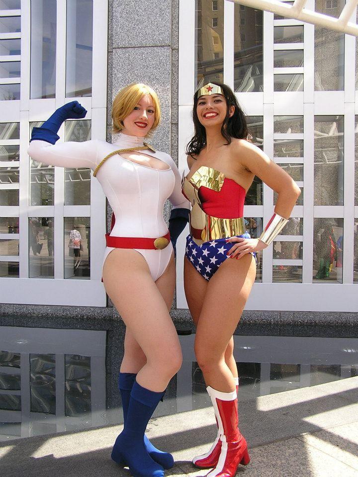 Margie Cox Is The Best Wonder Woman Cosplay Bellechere As -9522