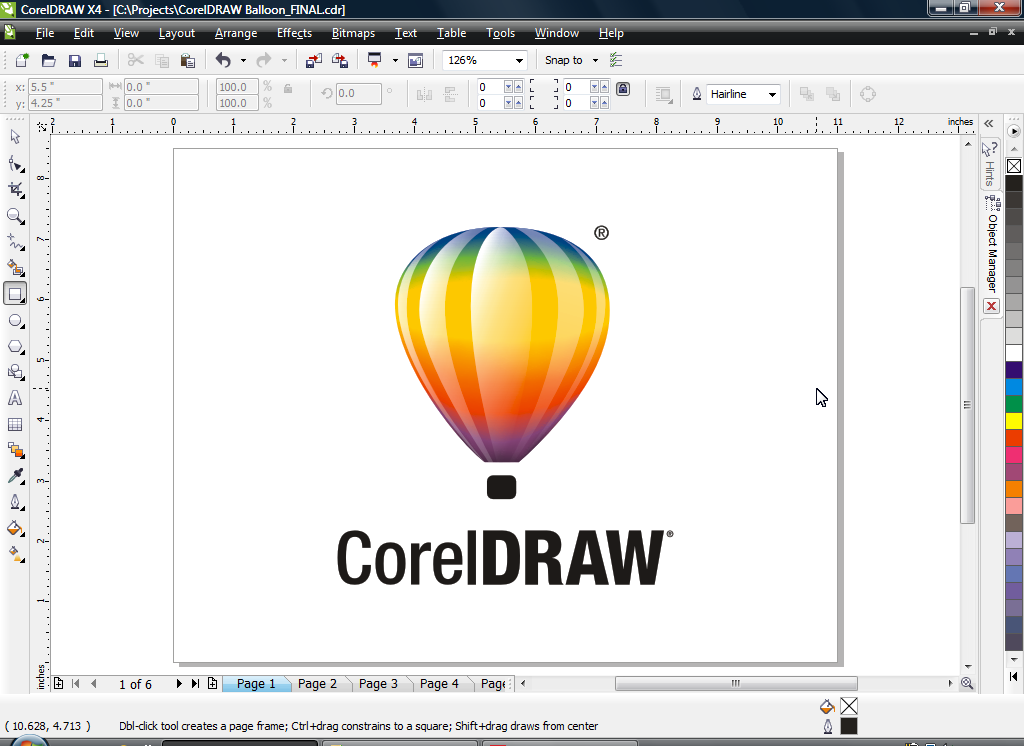 corel draw x4 software free download full version with crack