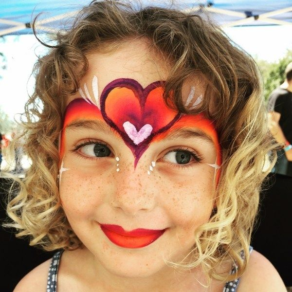 kids halloween makeup ideas easy face painting ideas kids party ideas - Easy Face Painting Halloween