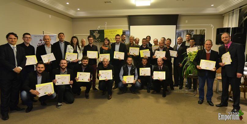 Apresentados vencedores da Grande Prova Vinhos do Brasil 2016