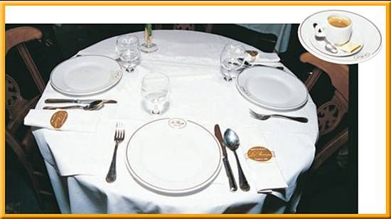 Image result for classic french table setting | Dining Room ...