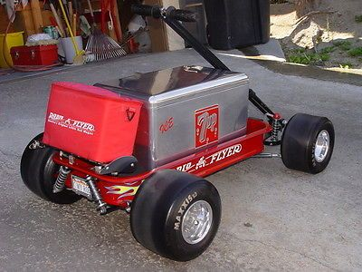 Custom Radio Flyer Hot Rod Wagon Radio Flyer Radio