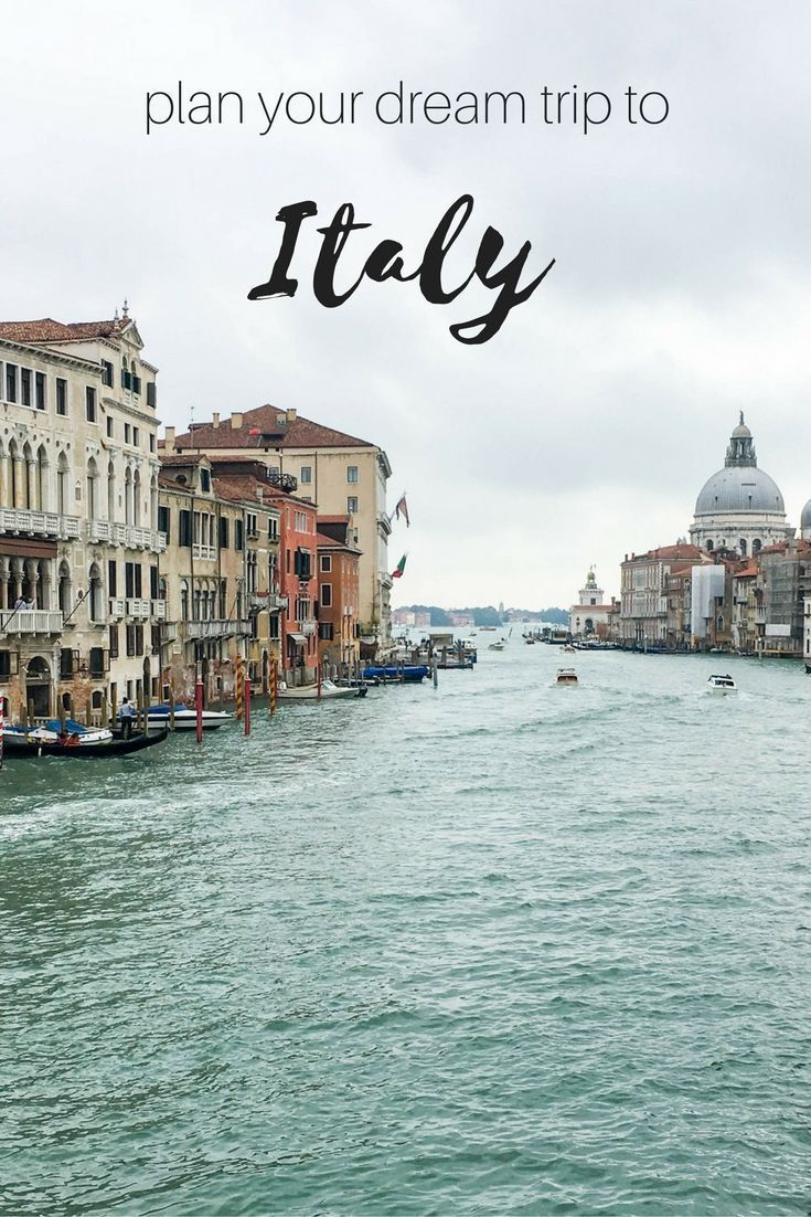 top resources for planning your dream trip to italy | italy | europe