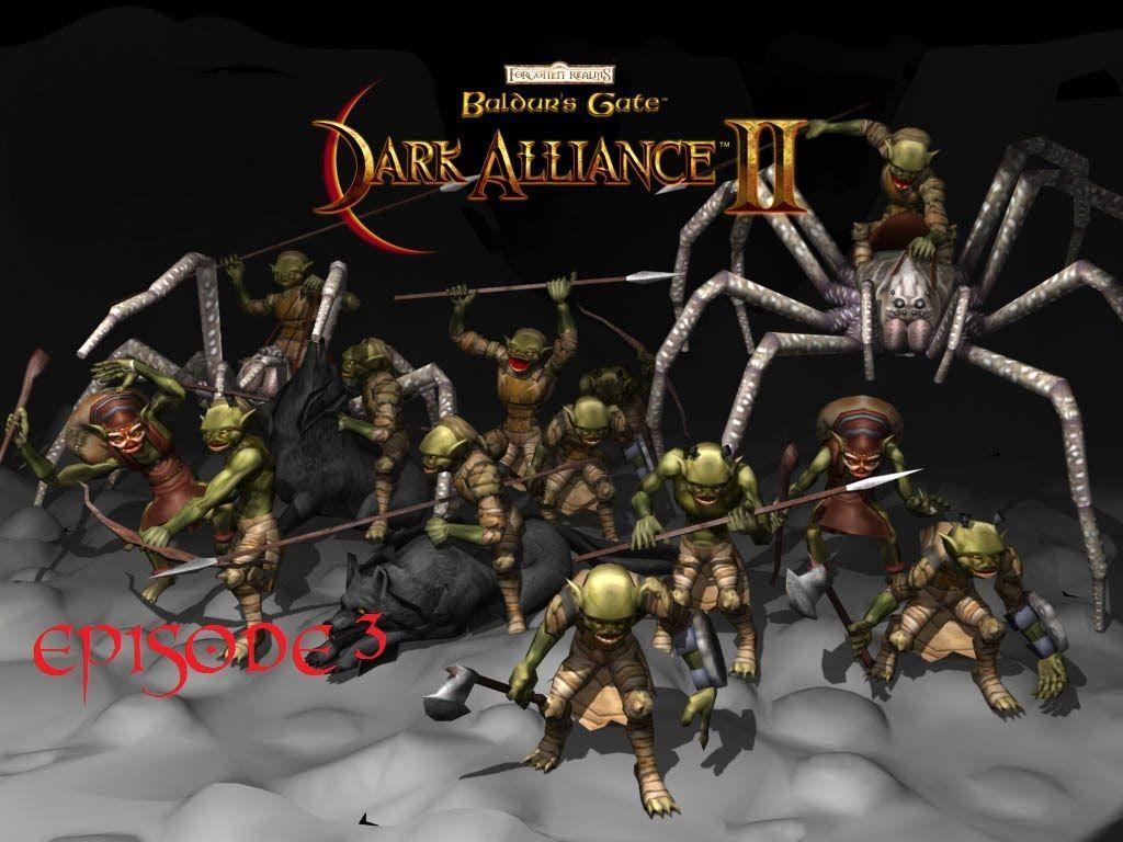 Let 39 S Play Baldur 39 S Gate Dark Alliance Ii Ep3 Cool