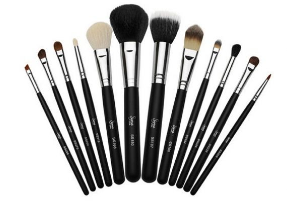 Tipos de brochas para maquillar
