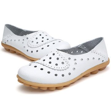 Grande Taille Évider Chaussures 5V8BmOrxYI