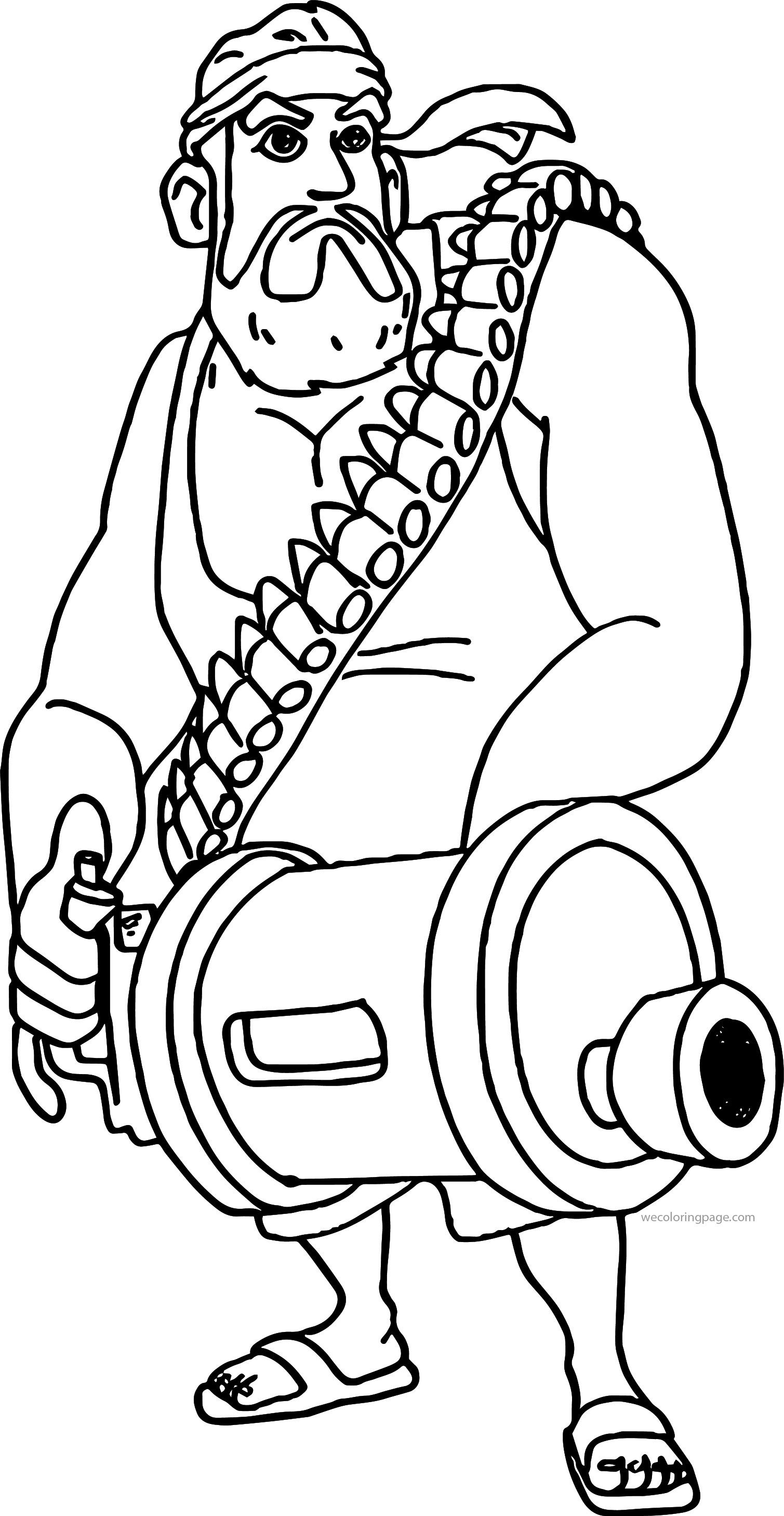 Awesome Boom Coloring On The Beach Character Heavy Soldier Coloring Page Coloring Pages Harry Potter Coloring Pages Swear Word Coloring Book