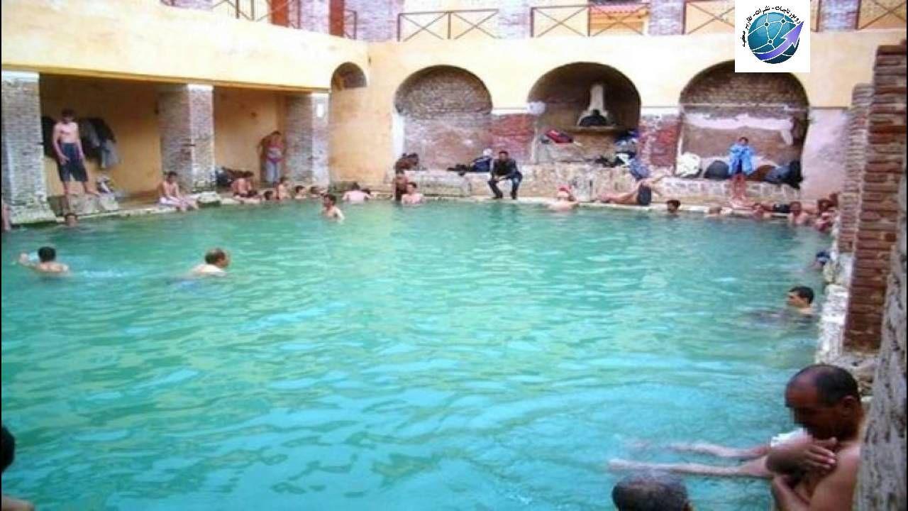حمـام الصالحيـن خنشلة Hammam Salhin Khenchela Beautiful Places To Visit Tourism Outdoor