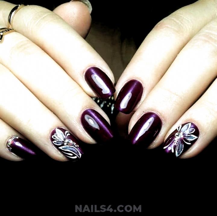 September Nail Colors Fall September Love Beauty Gotnails Nails Feminine Loveable Acrylic Nail Trend Nails Fall 20 In 2020 September Nails Nail Colors Nails