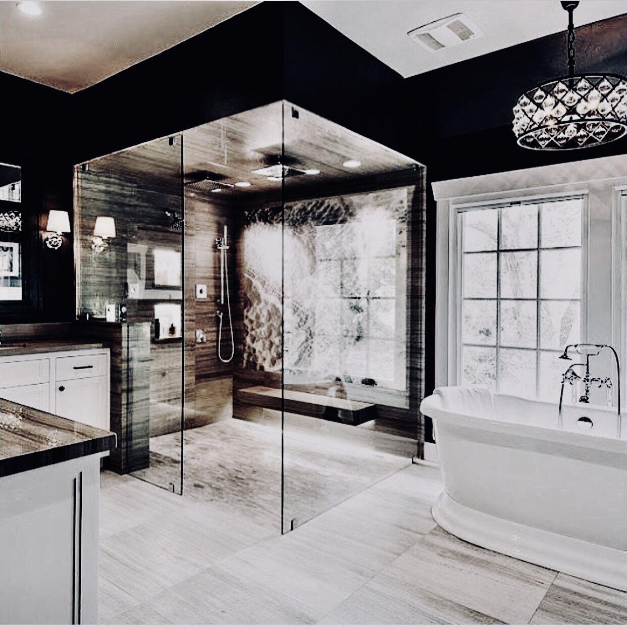 Interior Dream Bathrooms Dream House Luxury Bathroom