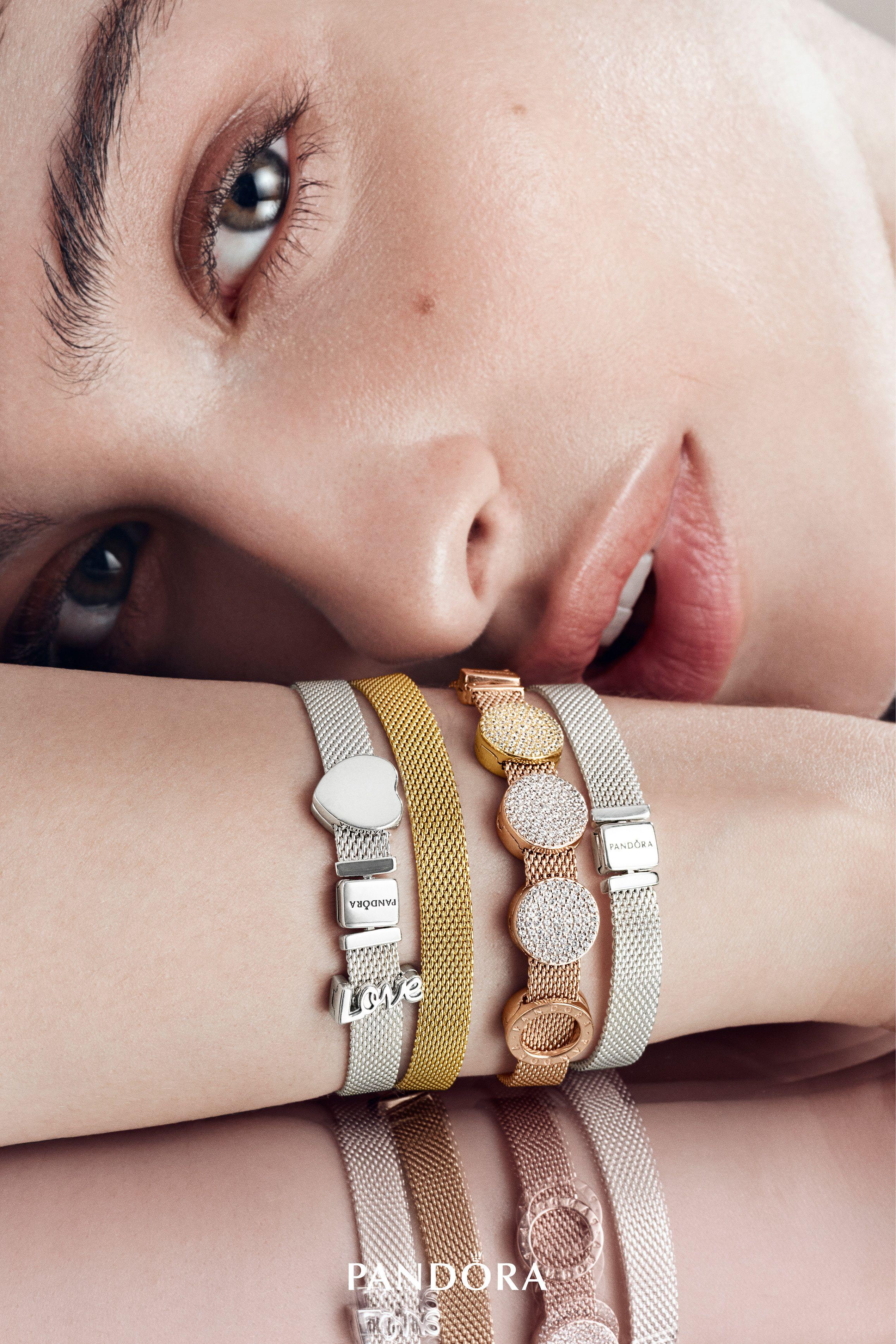 bracelet reflexion pandora