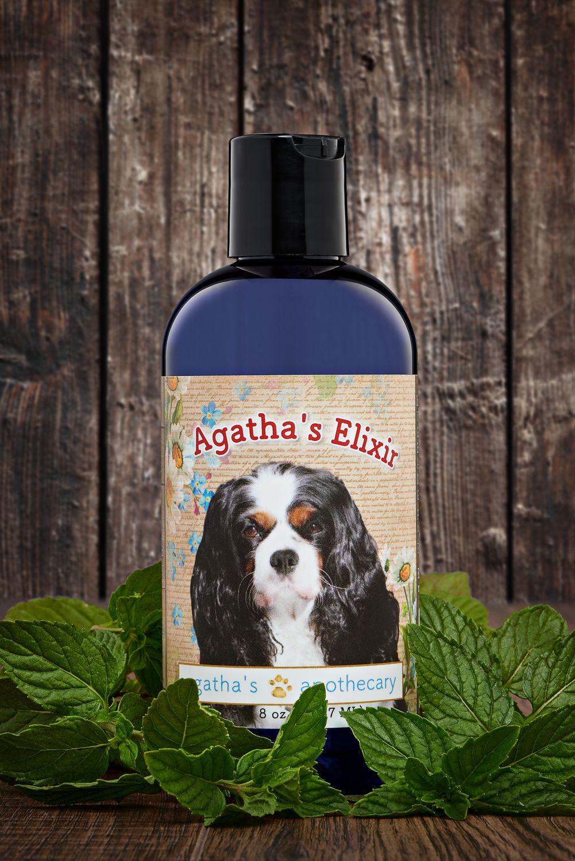 Agatha's Prebiotic Elixir Daily Pet Health Tonic Puppies