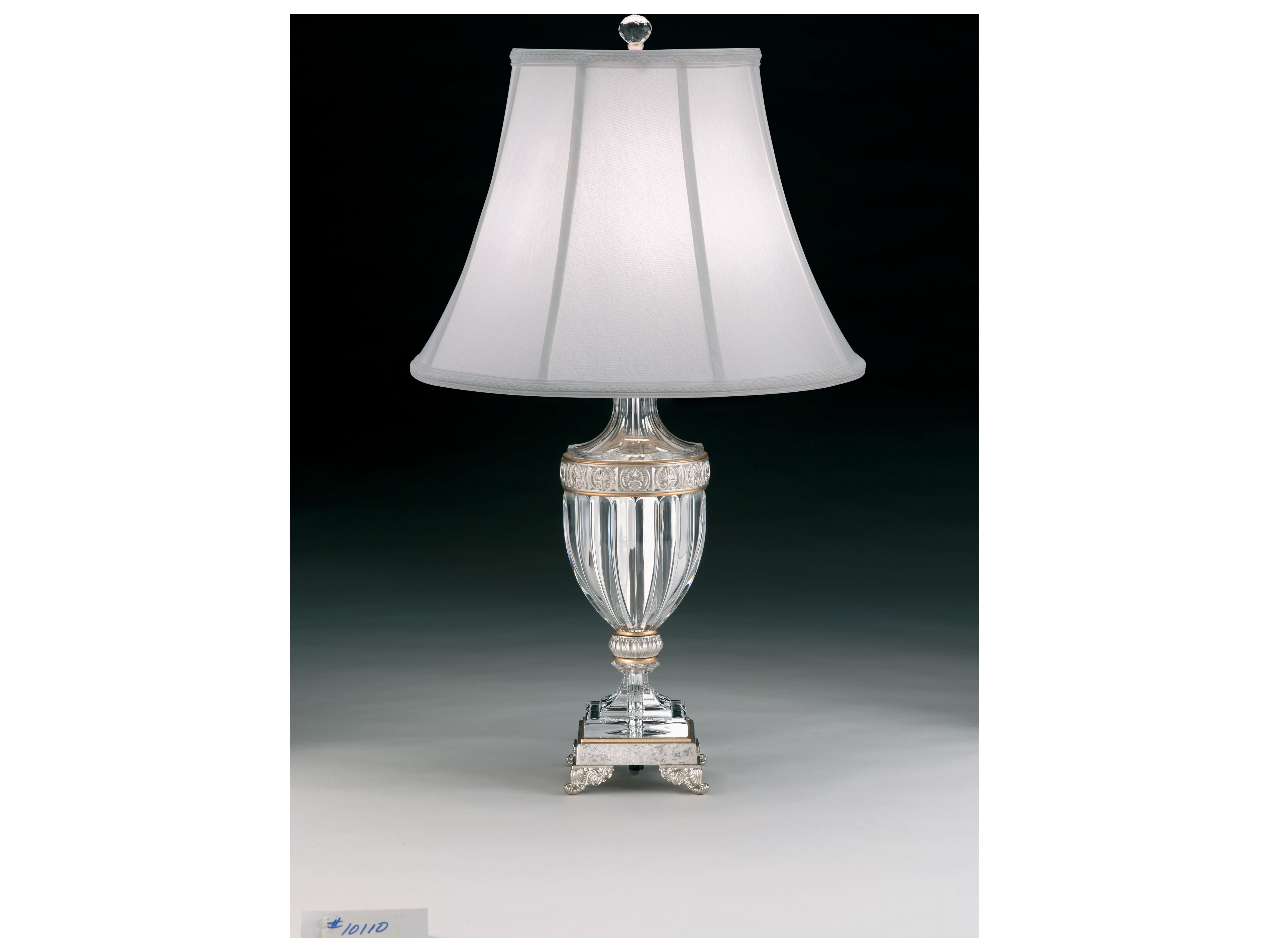 Schonbek dynasty table lamp 20111 lamps pinterest schonbek one of the oldest lighting companies in the world schonbek has established themselves as a go to source for fine crystal chandeliers and light fixtures aloadofball Images