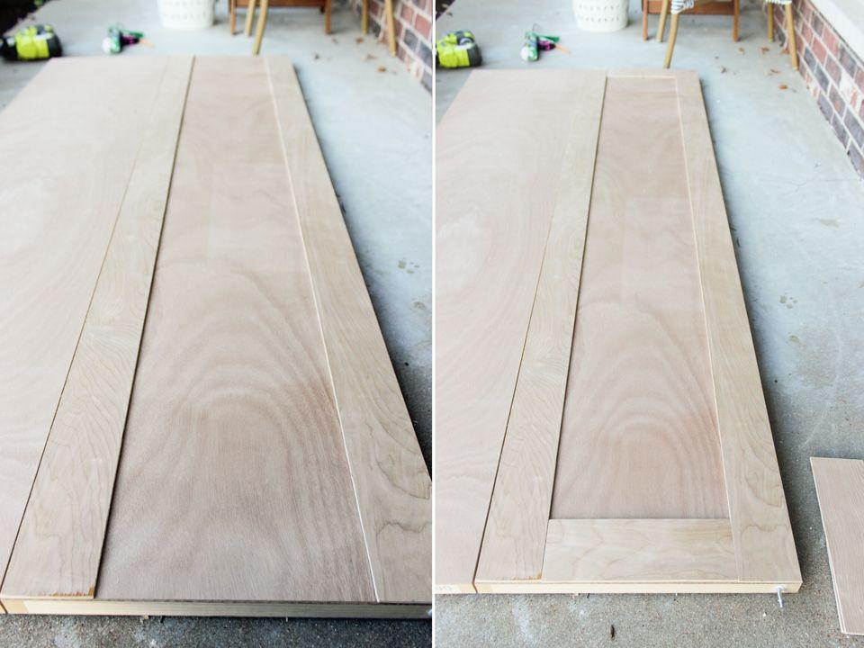 Diy Craftsman Style Closet Doors Diy Sliding Door Closet Door Makeover Closet Doors
