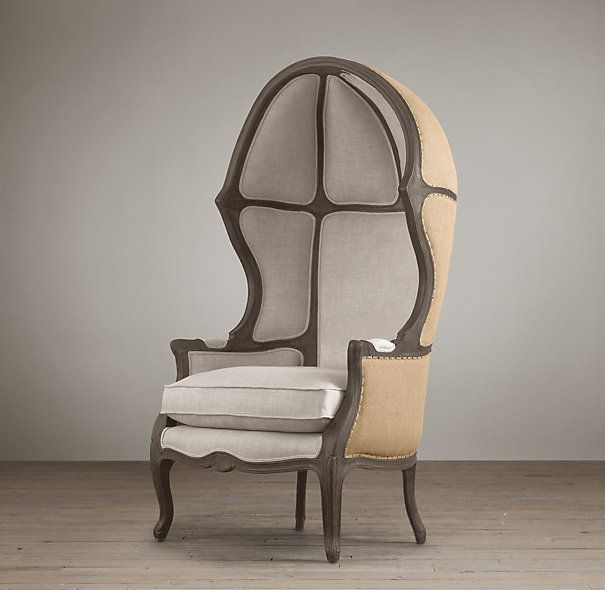 Merveilleux Lyon Chair With Burlap | Chairs | Pinterest | Lyon, Burlap And Restoration  Hardware
