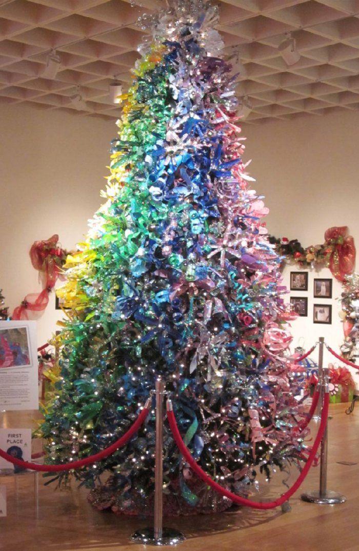 Dale Wayne Recycled christmas tree, Diy christmas tree