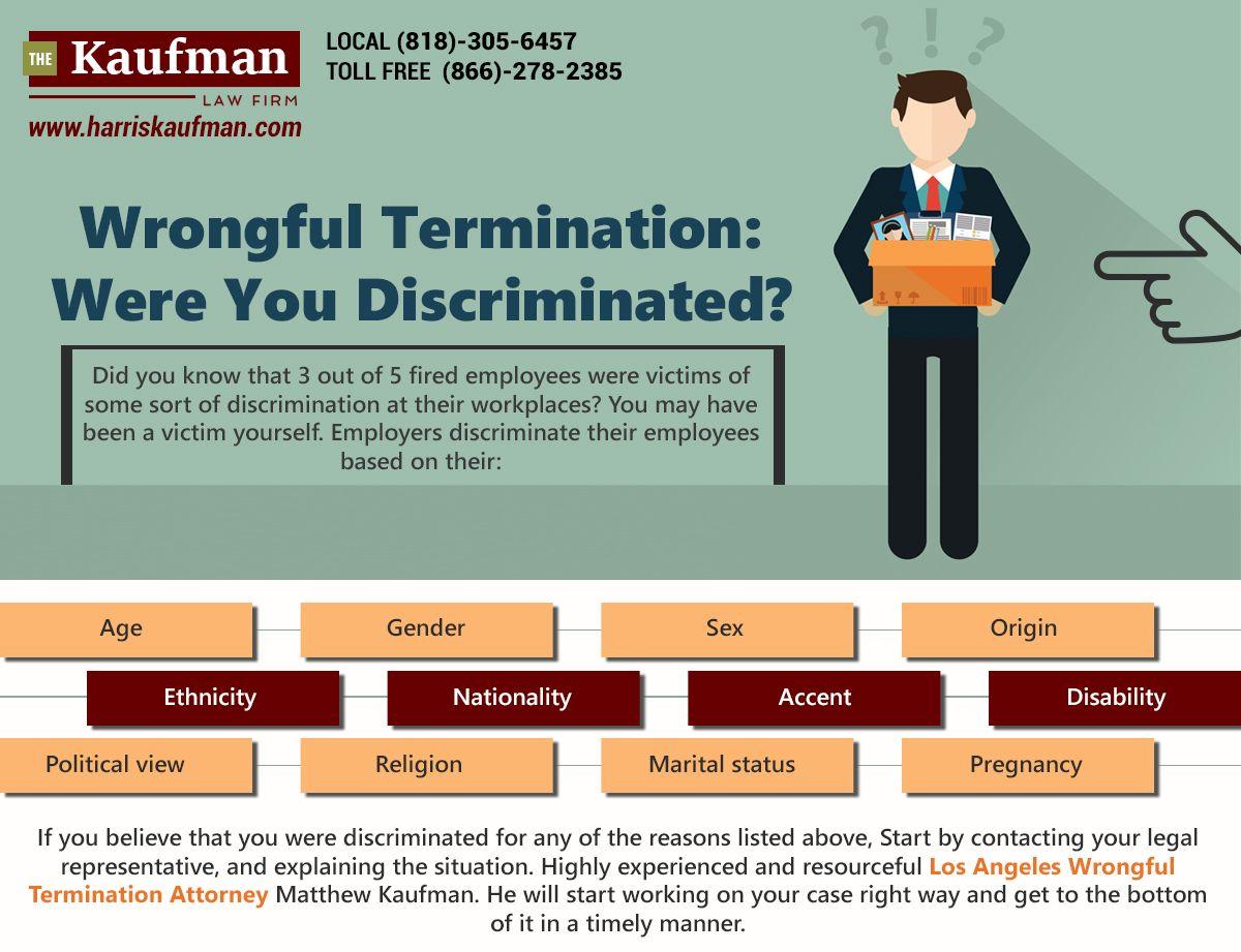 Wrongful Termination Attorney Los Angeles Los angeles