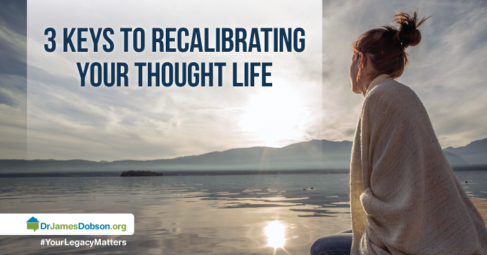 Low Self Esteem? 3 Keys To Recalibrating Your Life