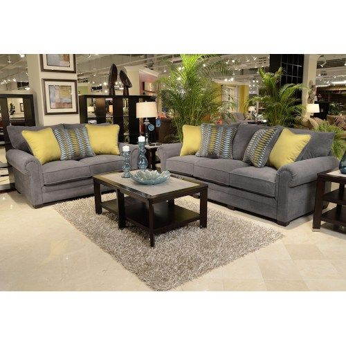 Anniston Stationary Living Room Group By Jackson Furniture At Story Lee Furniture Furniture Cheap Living Room Sets Discount Furniture