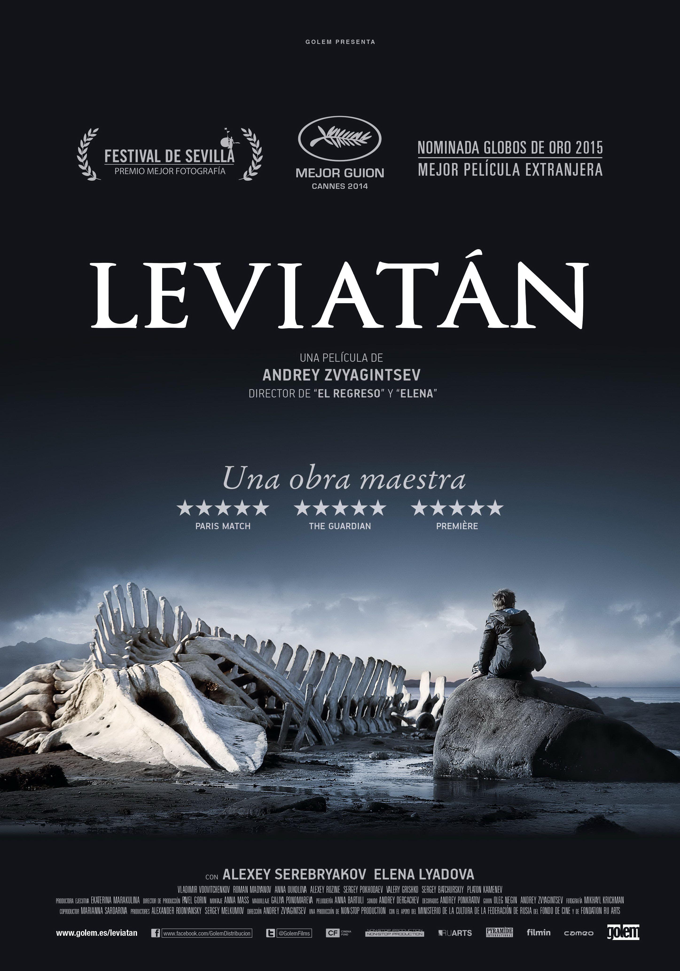 Leviatán Criticas De Cine Carteleras De Cine Carteles De Cine