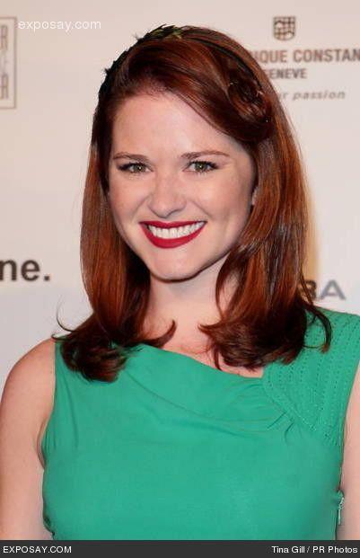 Sarah Drew Shades Of Red Hair Hello Hair Hair Shades
