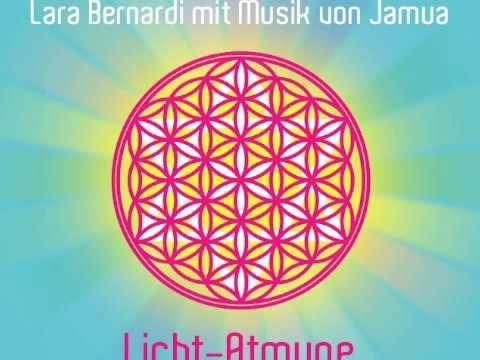 Geführte Meditation - HERZ-ATMUNG - Lara Bernardi mit Musik von JAMUA - YouTube