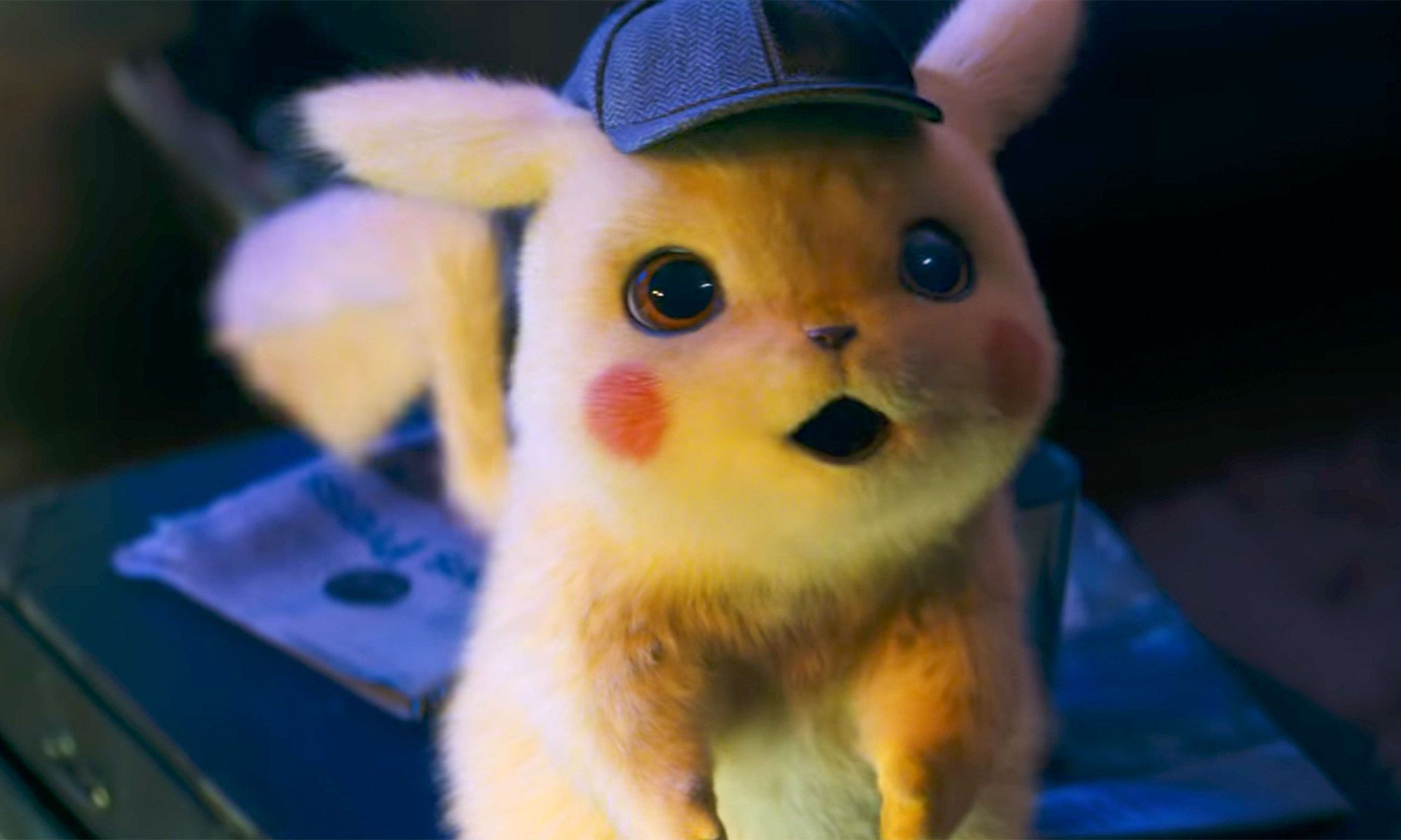 Pokemon Detective Pikachu 2019 Photo Pokemon Movies Pikachu Wallpaper Pikachu