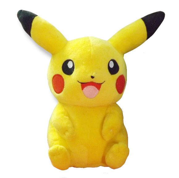new Large Huge Pokemon go Pikachu Soft Stuffed Kid Plush toys Figure gift 2019