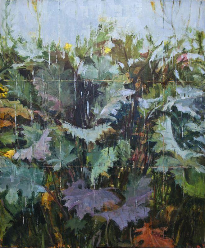 Joseph Adolphe, The Memory Garden No.2