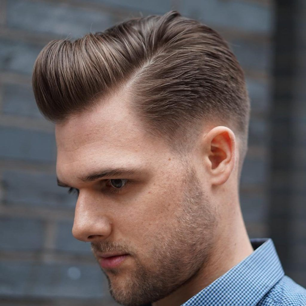 40 Slick And Quaff Mens Cuts In 2019 Pinterest Hair Styles