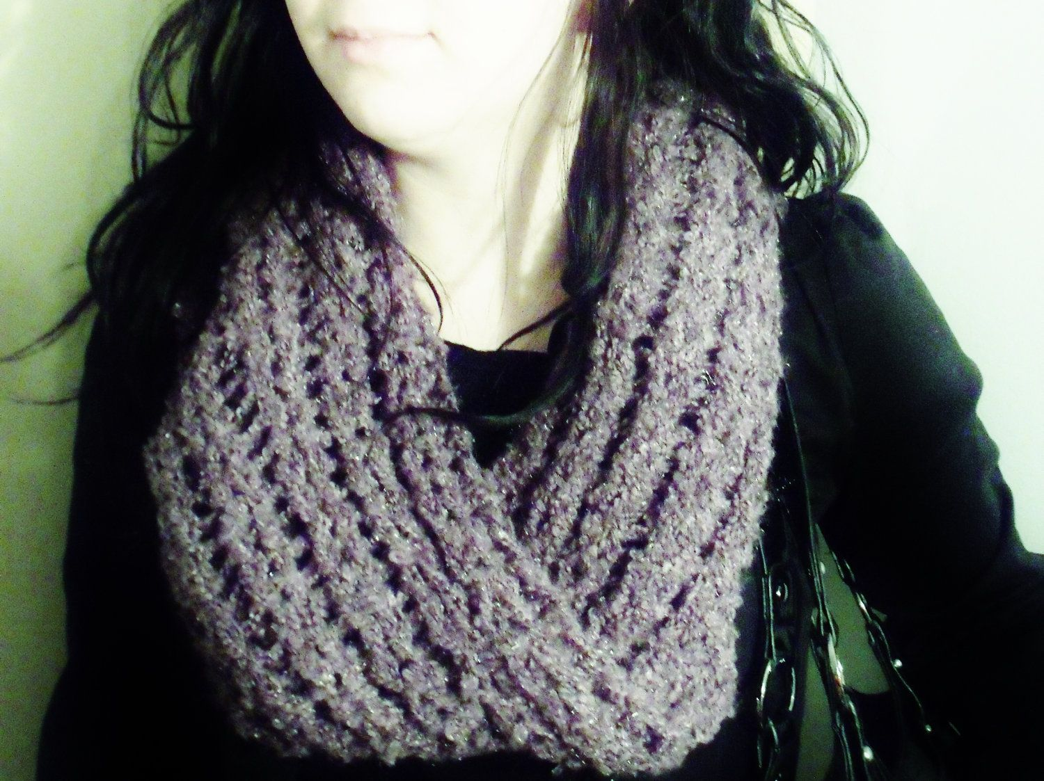 Mobius infinity scarf loom knitting pattern by tricotinpassion mobius infinity scarf loom knitting pattern by tricotinpassion 200 bankloansurffo Gallery