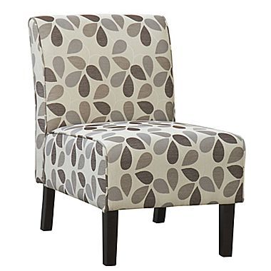 Best Nspire Oversized Fabric Accent Chair Beige Fabric 400 x 300