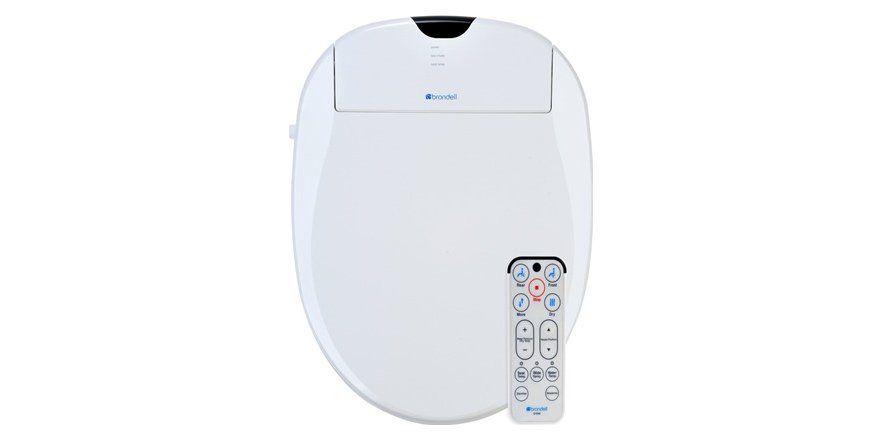 Brondell S1000-EW Swash 1000 Bidet Toilet White Seat (Elongated or Round) $385 #LavaHot http://www.lavahotdeals.com/us/cheap/brondell-s1000-ew-swash-1000-bidet-toilet-white/71219
