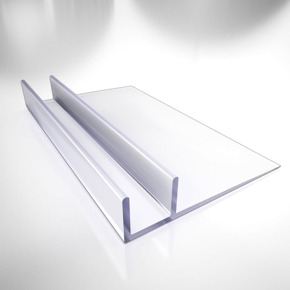 Dreamline Clear Vinyl Seal 72 1 2 In L For 1 2 In 12 Mm Glass Shower Door Glass Shower Doors Glass Shower Shower Doors