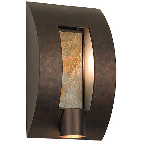 Barrington 14 1 2 High Bronze Outdoor Wall Light 1r117 Lamps Plus Outdoor Wall Light Fixtures Wall Lights Outdoor Wall Lighting