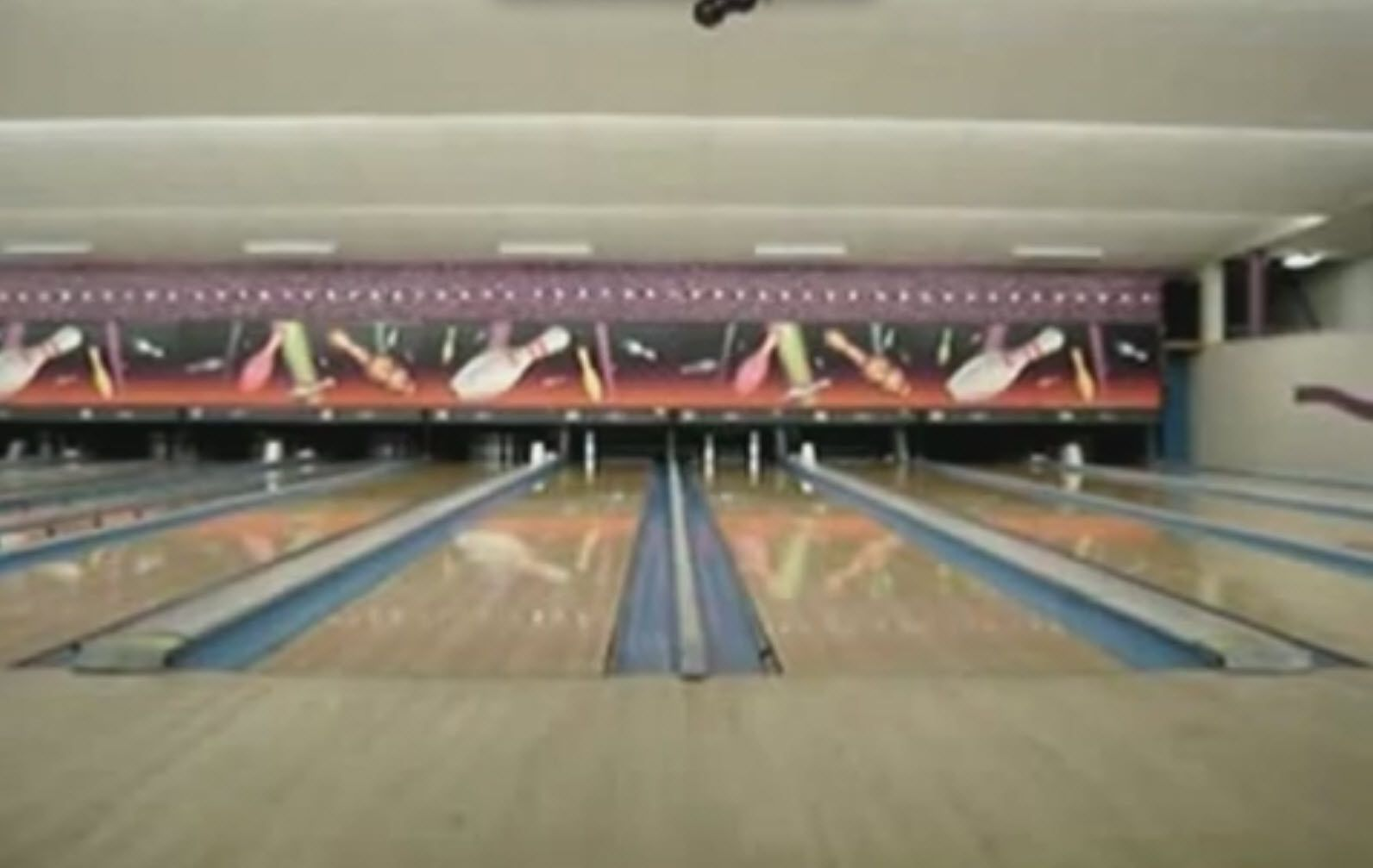 Two Lane Bowling Trick College humor, Bowling, Odds