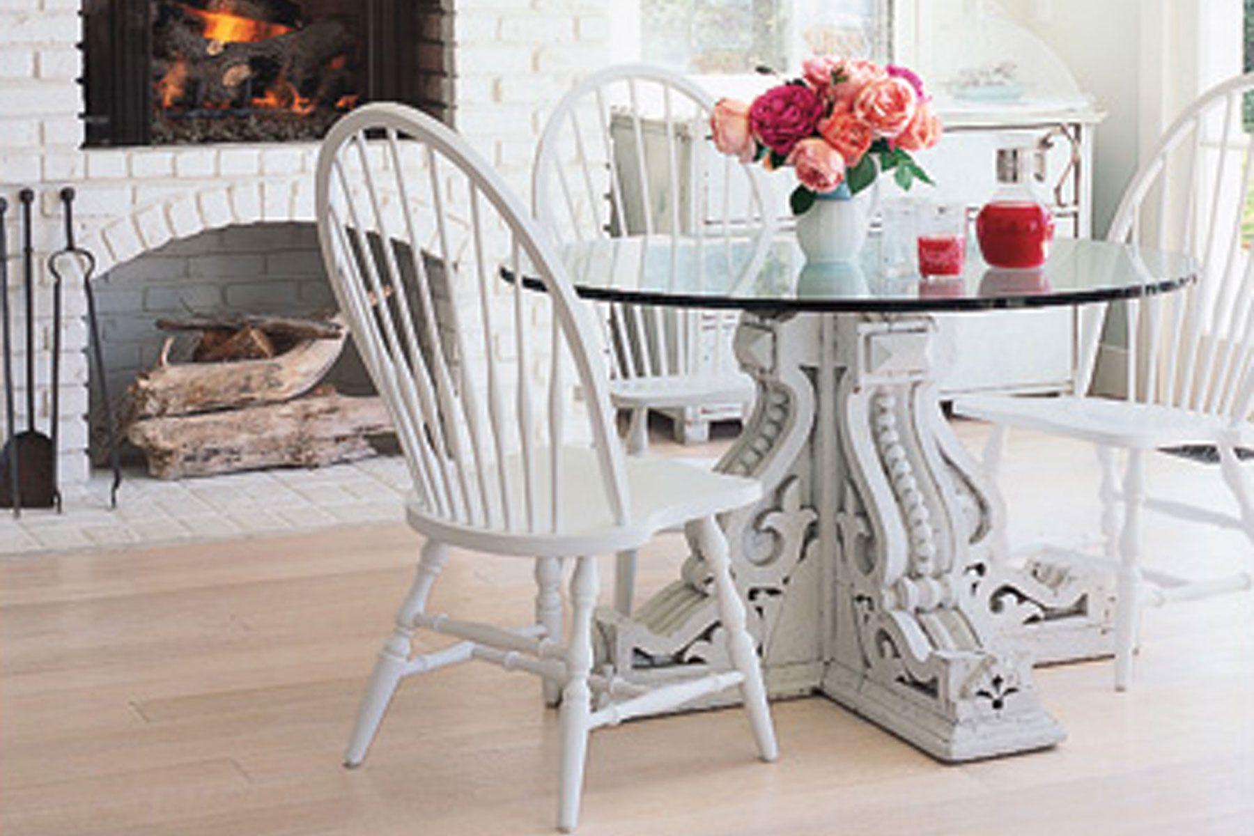 Carolyn Espley Miller Slim Paley Beach House Table Dining Table Home Decor