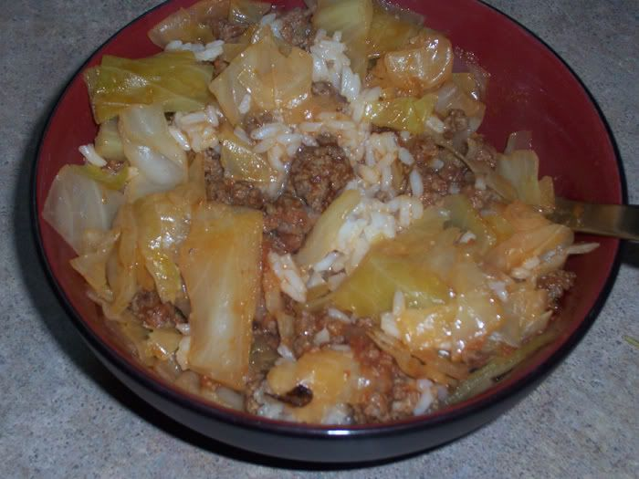 Photo of Runs for Cookies Recipes: Cabbage Casserole