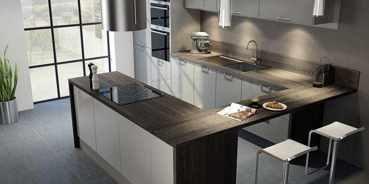 idee arredo casa-cucina-stile-moderno   Idee arredo casa   Pinterest