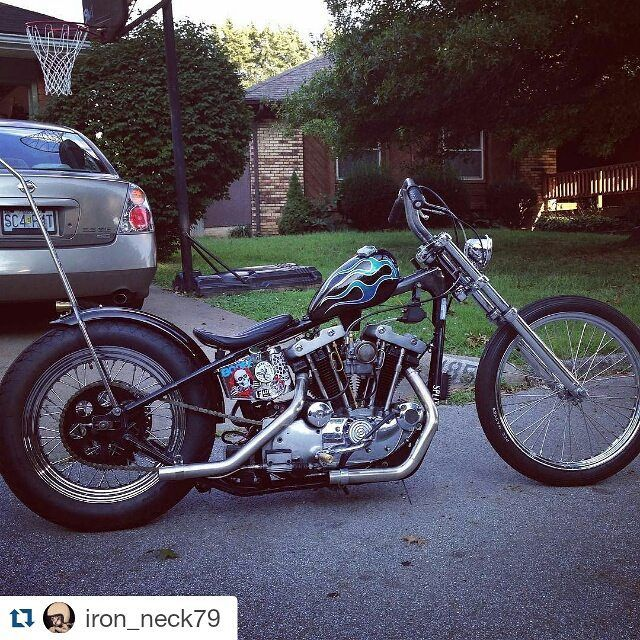 iron_neck79 For trade! 79 XLH 1000 Ironhead in jammer frame! Lots of