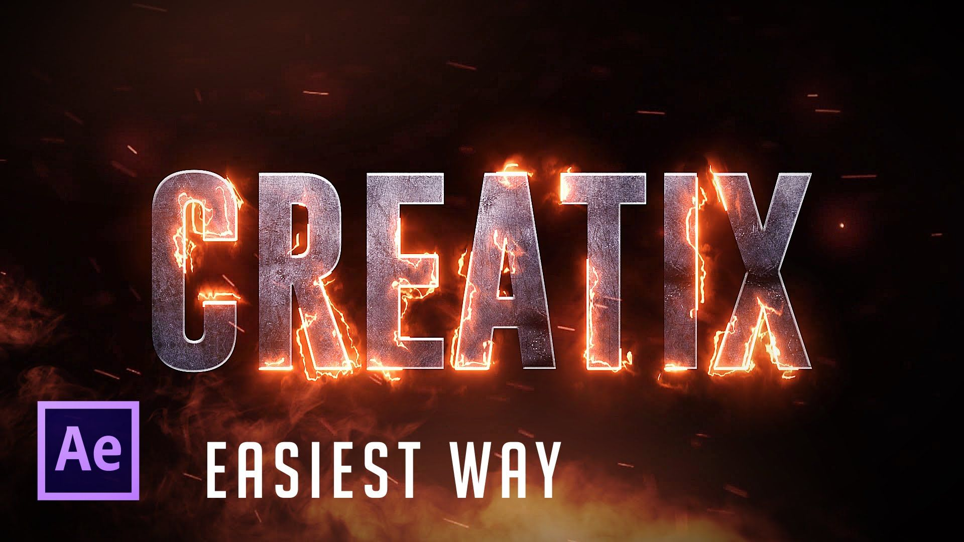 After Effects Tutorial Real Fire Text Effect Easiest Way After Effect Tutorial Motion Graphics Tutorial Photoshop Tutorial Graphics Fire text after effects template