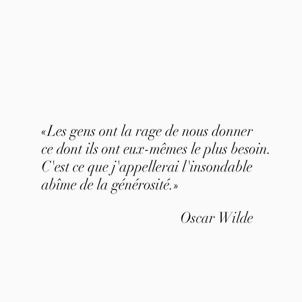 Citation amour oscar wilde   cof ulm