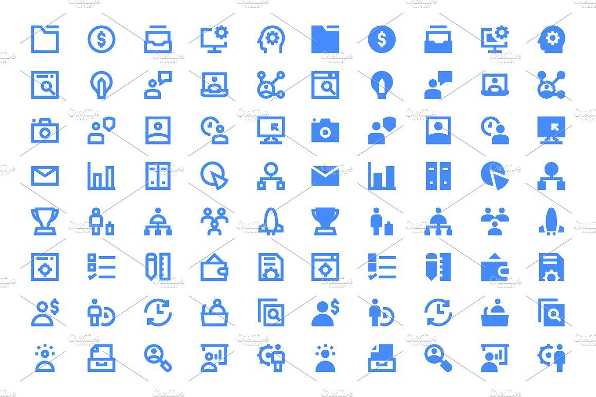 240 Project Management Material Icon Technology Icon Material