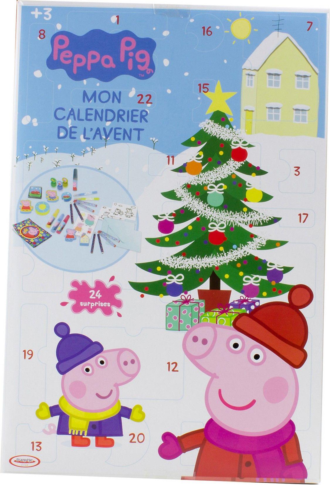 Calendrier De L'avent Peppa Pig : calendrier, l'avent, peppa, PEPPA, Advent, Calendar, Selfridges.com, Calendar,, Advent,
