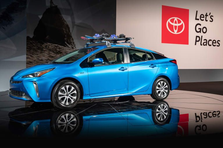 2019 Toyota Prius That Drives All 4 Wheels Drives Up Price
