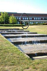 Vattentrappa i Renstrmsparken (1) (Silva_D) Tags: fountain gteborg sweden vstragtaland vstergtland fontn claeshake solringen renstrmsparken vattentrappa